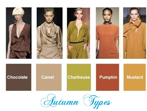 Trending Colors Fall and Winter 2012-2013