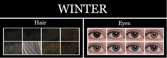 winter type characteristics